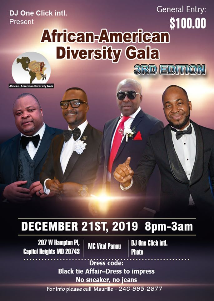 African American Diversity Gala