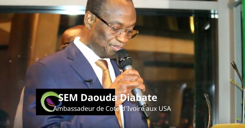 Farewell reception in honor of Ambassador Daouda Diabate
